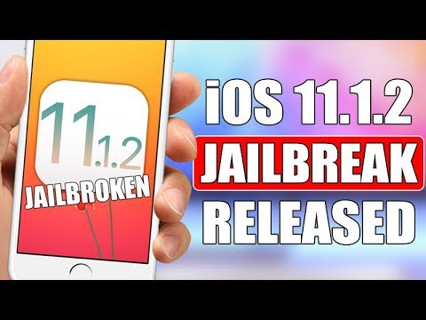 iOS 11.1.2 JAILBREAK Released