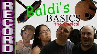 Baldi's Basics RECORDING