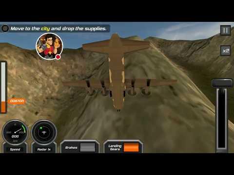 Flight Pilot Simulator 3D Free HD Gameplay Android & Ios