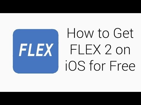 How To Get Flex 2 On iOS 9 For Free