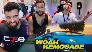 "FaZe House Reacts to ""Woah Kemosabe"""