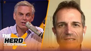 Bruce Feldman on return of college football, will Stidham succeed as Brady replacement? | THE HERD