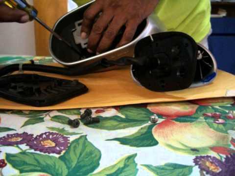 repair to door mirror for 2006 honda civic fd1