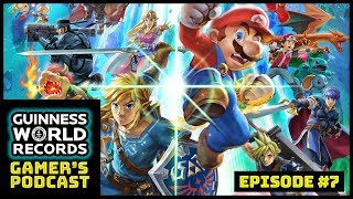 Super Smash Bros. Ultimate, Alien: Blackout and Ninja's record year - GWR Gamer's Podcast Episode 7
