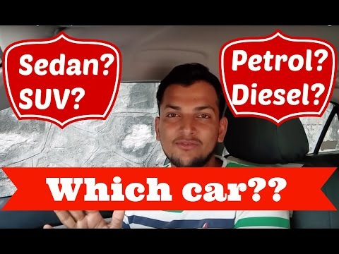 Tips to choose right car for yourself