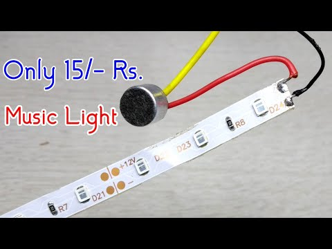 2 Superb LED small Project | 5mm Led run 230 volt AC |