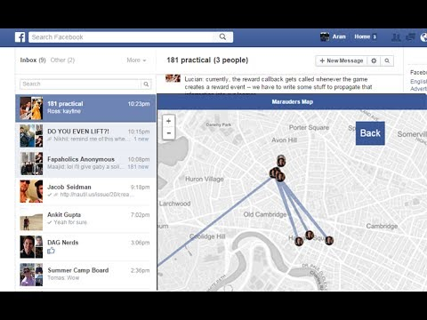 How To Track Your Friend's Location Via Facebook
