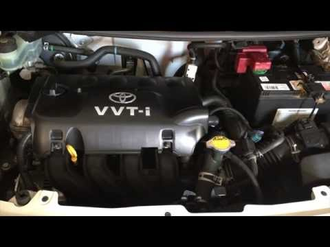 Oil Change 2008 Toyota Yaris