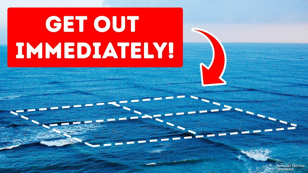 If You See Square Waves, Get Out of the Water!