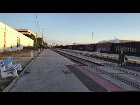 Amtrak 92, arrives Orlando , FL