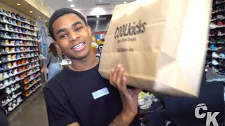 YBN Almighty Jay Goes Sneaker Shopping With CoolKicks
