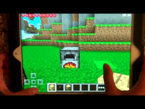 How to Get Unlimited Furnace Fire - Minecraft PE