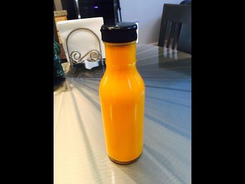 Turmeric Ginger Lemon Juice
