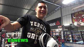 Download Vergil Ortiz To Fight On Canelo vs Jacobs Undercard EsNews Boxing Video