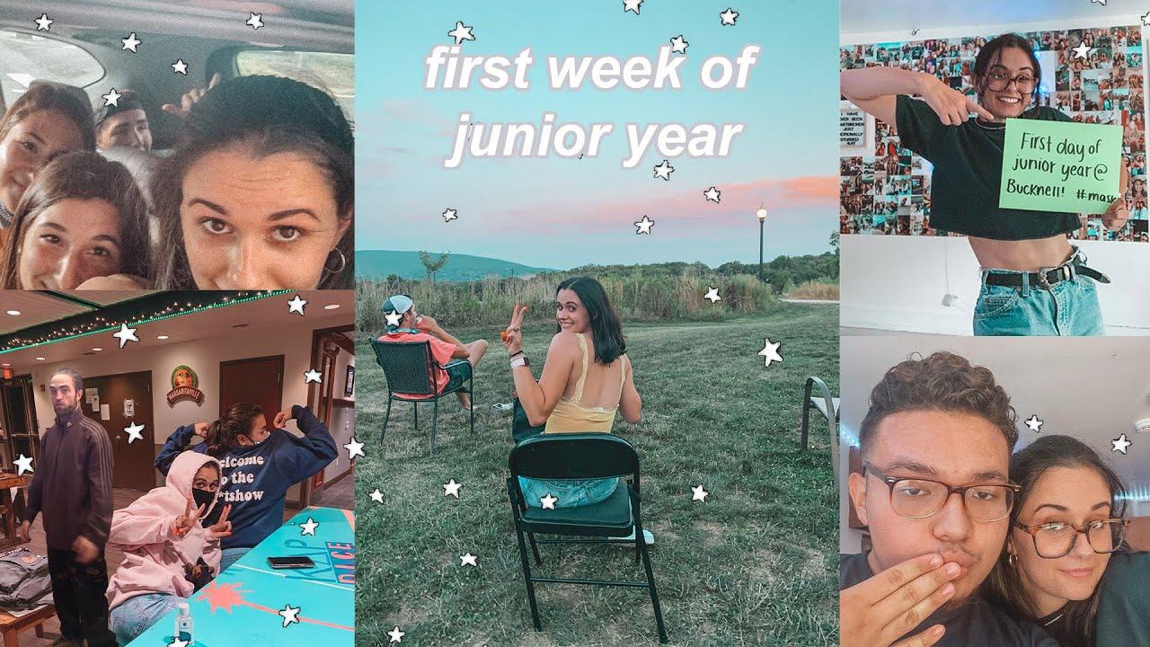 first week of classes | bucknell university [v.3]