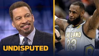 Chris Broussard reveals his biggest takeaway from LeBron and Cleveland