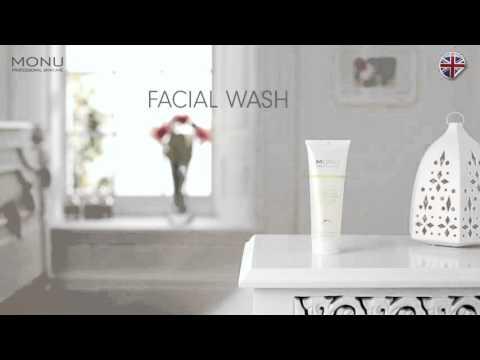 MONU Purifying Facial Wash   - How to use - MONU Skincare advice & tips