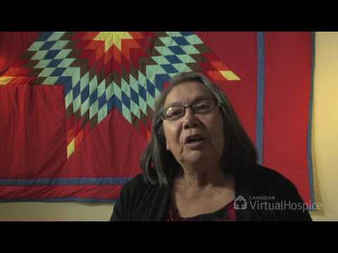 Elaine Lavallee: Moving to the spirit world