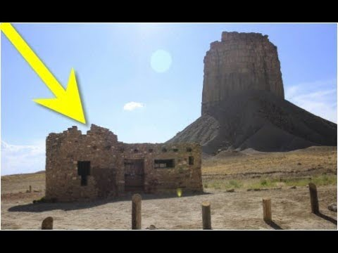 3 Strangest Abandoned Places in Colorado - Top Creepiest Abandoned Places