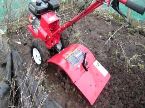 Titan Pro TPX 420 Garden Cultivator,Rotavator,Tiller. Not Husqvarna
