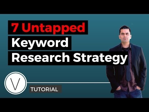 Keyword Research Tutorial: 7 Untapped Tips (MUST WATCH)