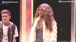 Nicki Minaj (Beyoncé), Justin Bieber, Rihanna - Saturday Night Live - Subtitulado en español