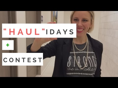 HAUL + CONTEST I Beauty, Swimwear, Vancouver Designed Tee, Kids, etc. : WEEK #44 OF #52