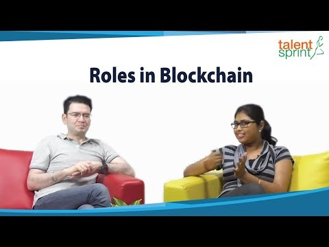 Roles in Blockchain
