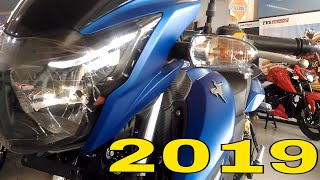 Modificación Porta Placa TVS Apache RTR 180 - 4K - The Most