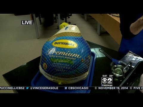 Learn How To Cook Your Thanksgiving Turkey From Experts At Butterball