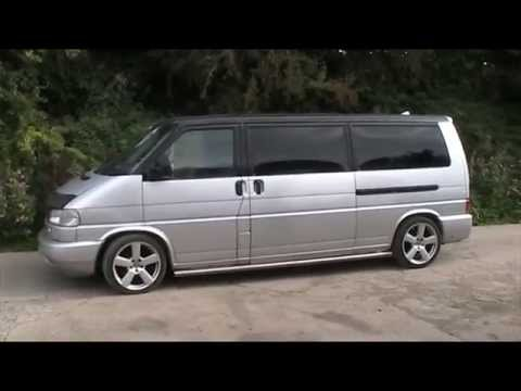 vw t4 caravelle with new 2.5 tdi engine from q.c.s just beautiful