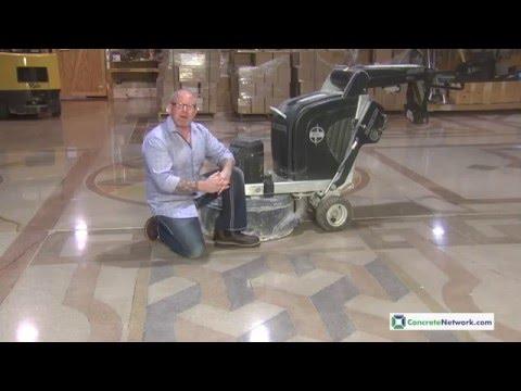 Polished Concrete Preparation: Repairing Cracks & More