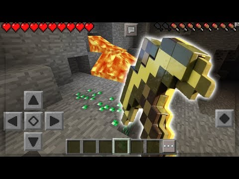 MINECRAFT PE 1.3 IN REAL LIFE - REALISTIC MINECRAFT 1.2 IN REAL LIFE -