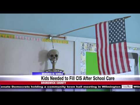 Communities in School after school care hoping to increase enrollment