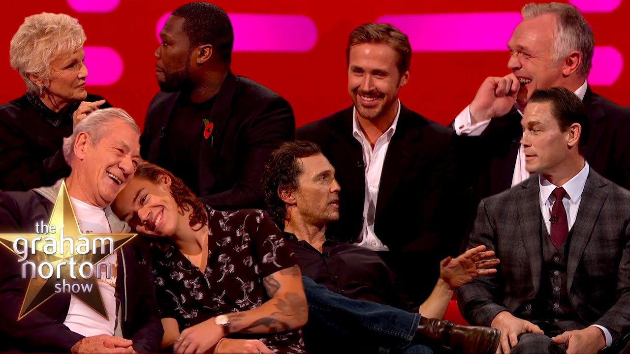 The Best Of Unlikely Friendships On The Graham Norton Show!   Part One