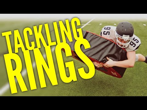 Tackling Ring | Rae Crowther Co. | Football Training Equipment