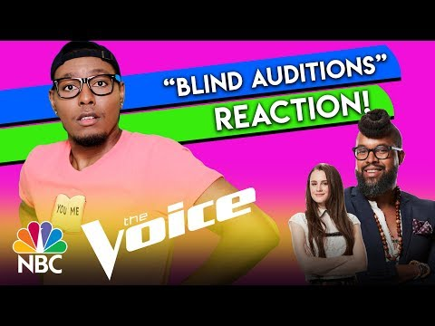 The Voice 2018 Blind Auditions | Terrence Cunningham, Jaclyn Lovey, & Christiana Danielle