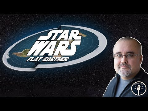 The Star Wars Flat Earther: Pablo Hidalgo