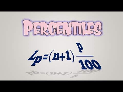 Percentiles - How to calculate Percentiles, Quartiles, ...