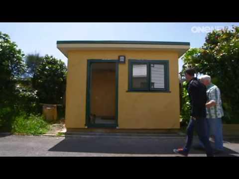 hempcrete house in NZ -- 2014.12.01