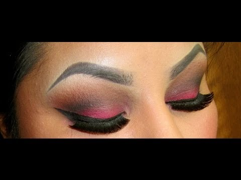 Eyebrows for black colored hair