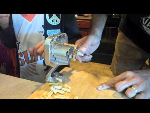 Making Cavatelli