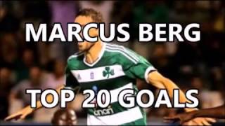 Marcus Berg TOP 20 Goals