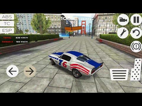 Car Driving Simulator SF #4 - Android IOS gameplay