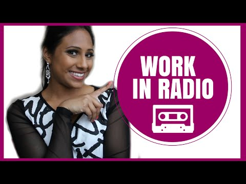 4 ways of how to get into Radio - You can do it! | VEENA V