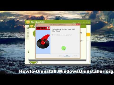 How Do I Easily Remove Virtual DJ 7