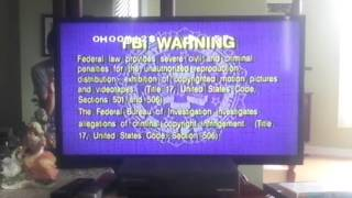Opening To Barney's 1-2-3-4 Seasons 1996 VHS
