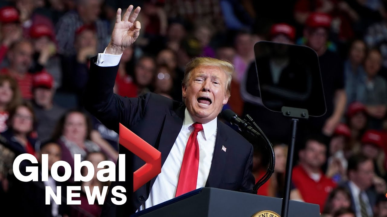 Highlights from U.S. President Donald Trump's 2020 rally in Michigan