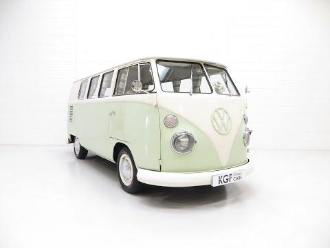 A Delightful RHD Volkswagen Type 2 Split Screen Camper Beautifully Appointed. SOLD!
