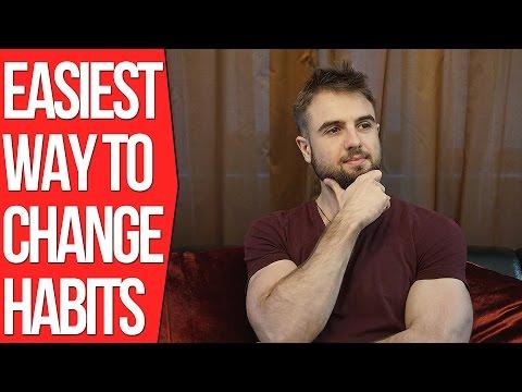 How To Change Your Habits (Most Effective Habit Change Technique)